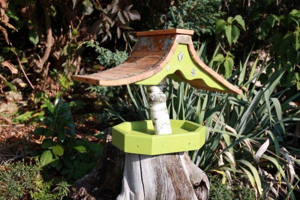 Futterhaus Futterstation Vogelhaus Birdhouse Vogelfutterhaus