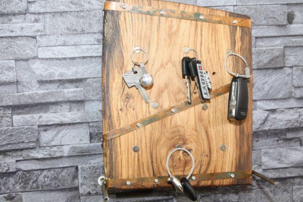 Schlüsselboard Magnet Schlüsselbrett Schlüsselleiste
