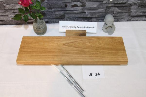 Starke Boards Eichenboard Wildeiche Breite 46 cm