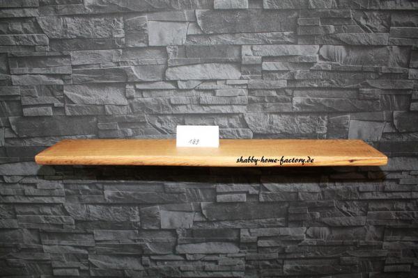 Baumkantenbord rustikal #189