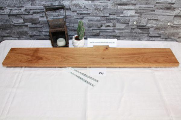 100 cm Wandboard mit besonderer Maserung Bord aus Eiche