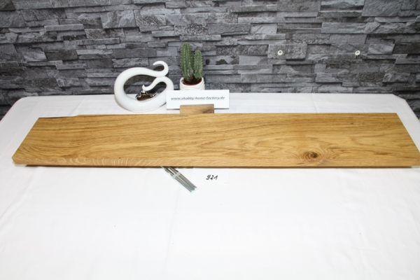 Wandoard Eiche Breite 102 cm / 17,5 cm Tiefe