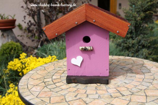 Nistkasten Vogelhaus Birdhouses Gartendeko Nisthilfe Dachbegrünung
