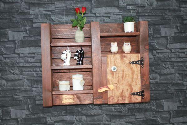 Gewürz-Regal mit Tür Küchenregal #51