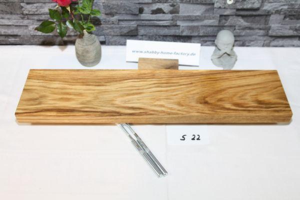 Starke Boards Eichenboard Wildeiche Breite 58 cm