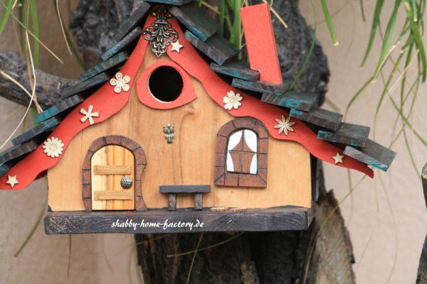 Nistkasten Vogelhaus Birdhouses Gartendeko