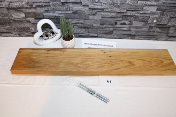 Starke Boards Breite 79 / 15 cm Tiefe Eichenboard Wildeiche