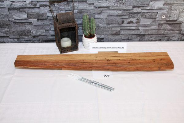 Wandboard Eiche Baumkante 71 cm Gewürzboard