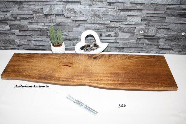 Wandboard Eiche Baumkante 82 cm #363 große Auswahl im Shop