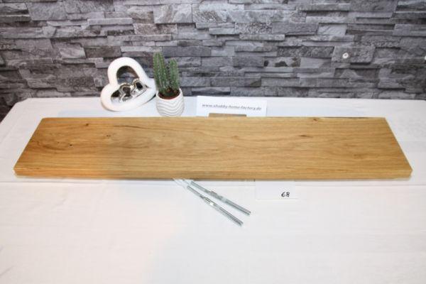 Starke Eichenboards Breite 90 / 18 cm Tiefe Wildeiche