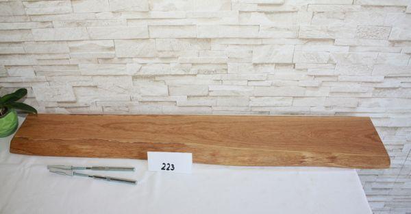 Baumkantenbord rustikal #223