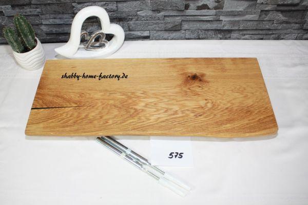 Wandboard Eiche Baumkante 53 cm große Auswahl
