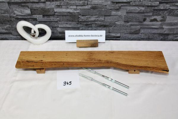 Eiche Wandboard massiv geölt 60 cm breit