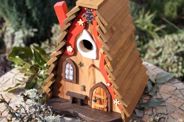 Nistkasten Vogelhaus Birdhouses Gartendeko Nisthilfe