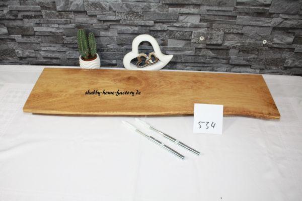 Wandboard Eiche Baumkante 80 cm #534 große Auswahl im Shop