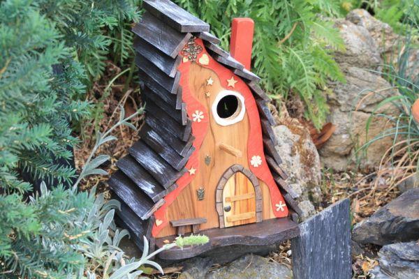 Nistkasten Vogelhaus Birdhouses Gartendeko # 47