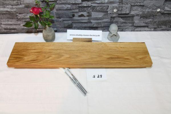Starke Boards Eichenboard Wildeiche Breite 65 cm