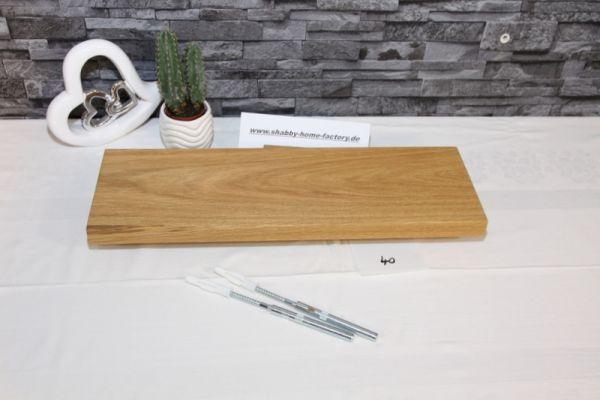 Starke Boards Eichenboard Breite 49 / 15,5 cm Tiefe Wildeiche