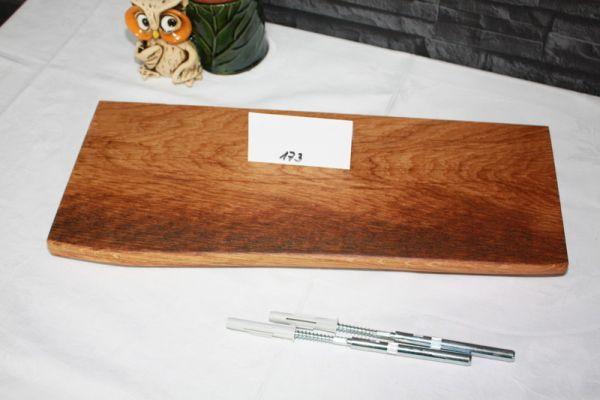 Bord mit Baumkante Wandboard Eiche 47 cm #173