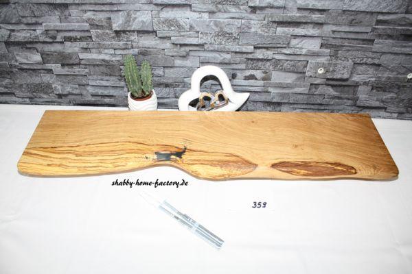 Wandboard Eiche Baumkante 84 cm #359 große Auswahl im Shop