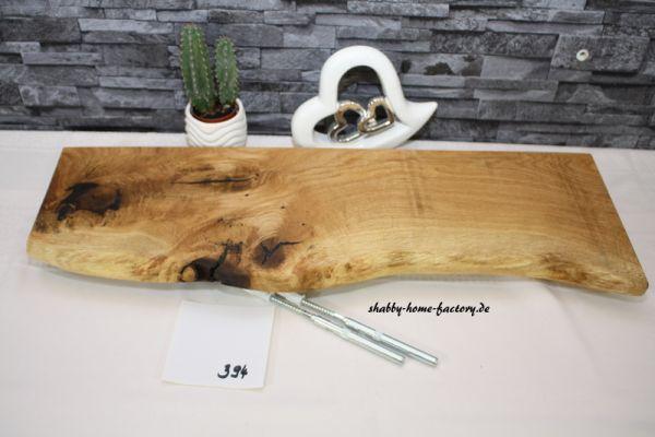 Wandboard Eiche Baumkante 65 cm #394 große Auswahl im Shop
