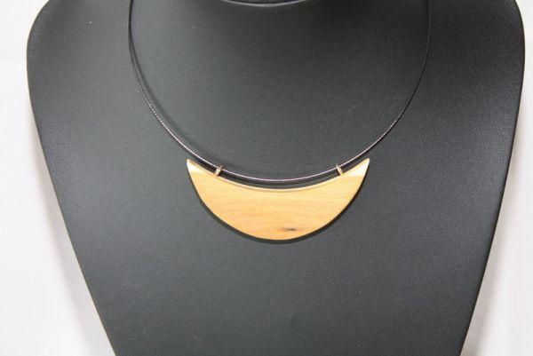 Halskette Goldregen Halsschmuck Modeschmuck #51