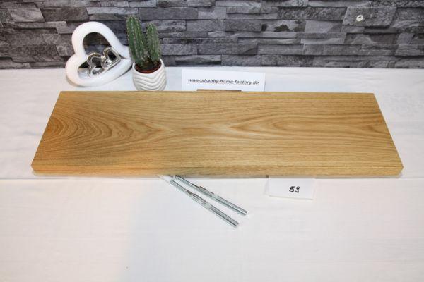 Starke Eichenboards Breite 69 / 20 cm Tiefe Wildeiche