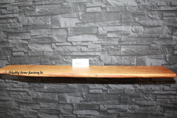 Bord mit Baumkante Wandboard Eiche 101 cm #153