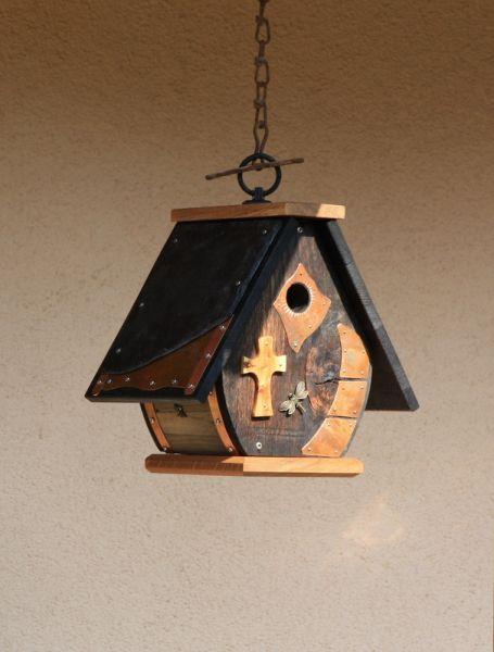 Luxus Nistkasten Vogelhaus Gartendeko Hochzeitsgeschenk Birdhouse