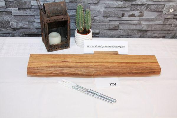Wandboard Eiche Baumkante 49 cm Gewürzboard