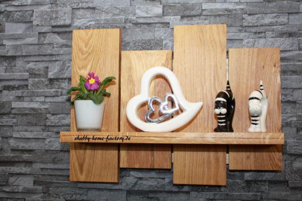 Eiche Regal / Board modern #319