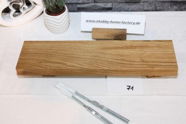 Starke Eichenboards Breite 40 / 10 cm Wildeiche