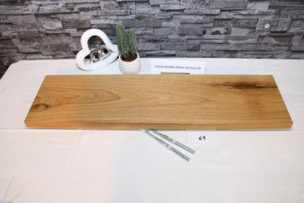 Starke Eichenboards Breite 77 / 20 cm Tiefe Wildeiche