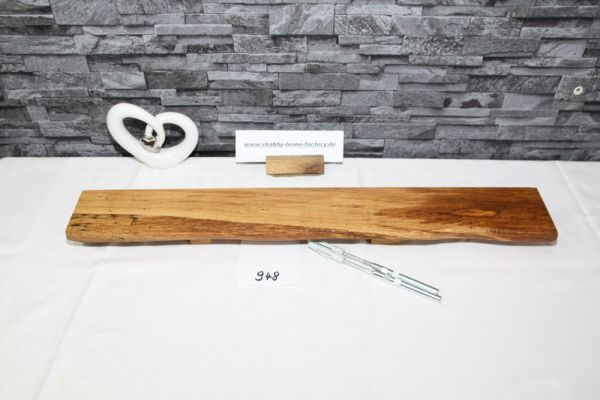 Eiche Wandboard massiv geölt 72 cm breit
